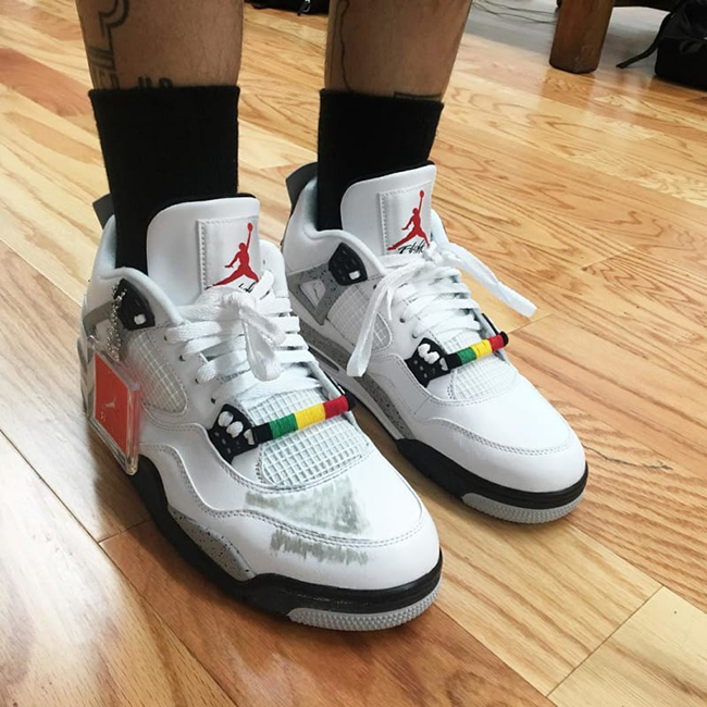 Buggin Out Air Jordan 4 Do the Right Thing