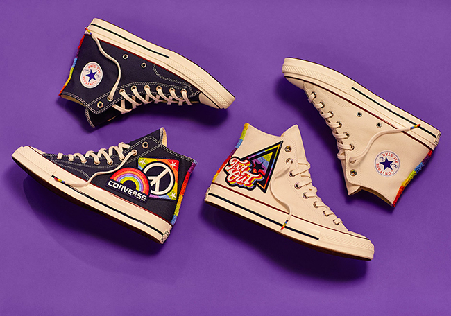 Converse Pride Chuck Taylor Yes To All Collection