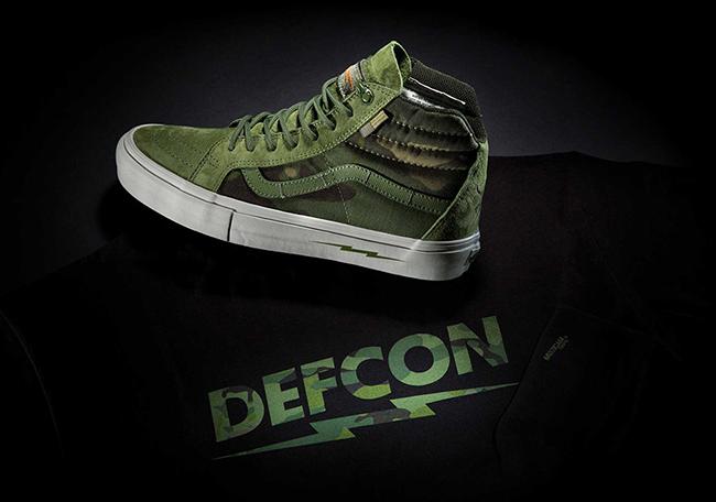 DEFCON x Vans SK8-Hi Notchback Pro