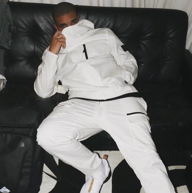 Drake OVO Jordan Trunner LX
