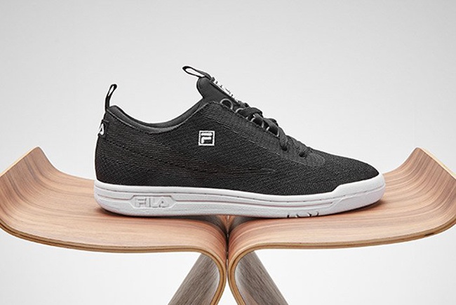 Fila Original Tennis Knit Pack Black
