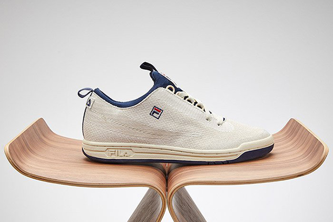 Fila Original Tennis Knit Pack Cream