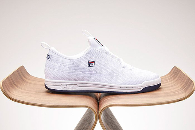 Fila Original Tennis Knit Pack White