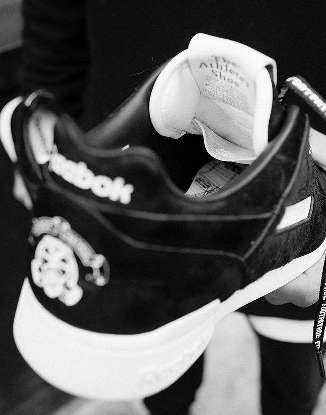 Footpatrol x Reebok Workout Lo Plus Blackbuck