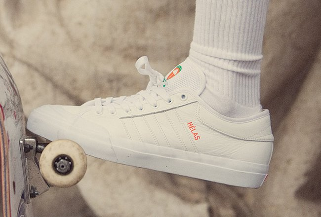 Helas adidas Skateboarding Collection