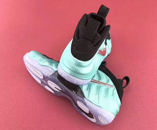Island Green Nike Foamposite Pro 624041-303 Release Date