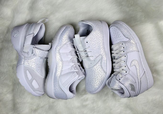 Jordan Brand Heiress Collection