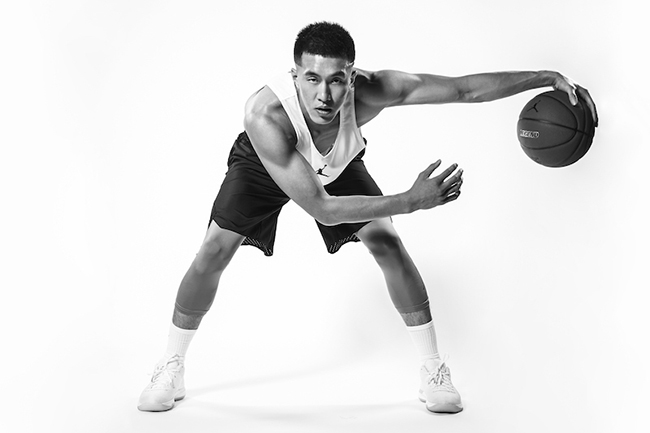 Jordan Brand Signs Chinese Basketball Player Guo Ailun