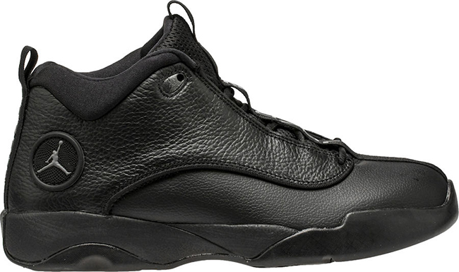 Jordan Jumpman Pro Quick Black Grey 2017 Retro 932687-011