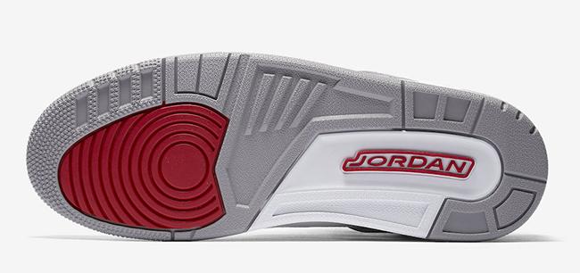 Jordan Spizike White Cement 2017 Release Date