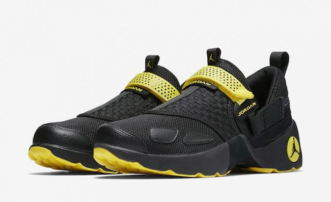 Jordan Trunner LX Thunder Black Yellow Release Date