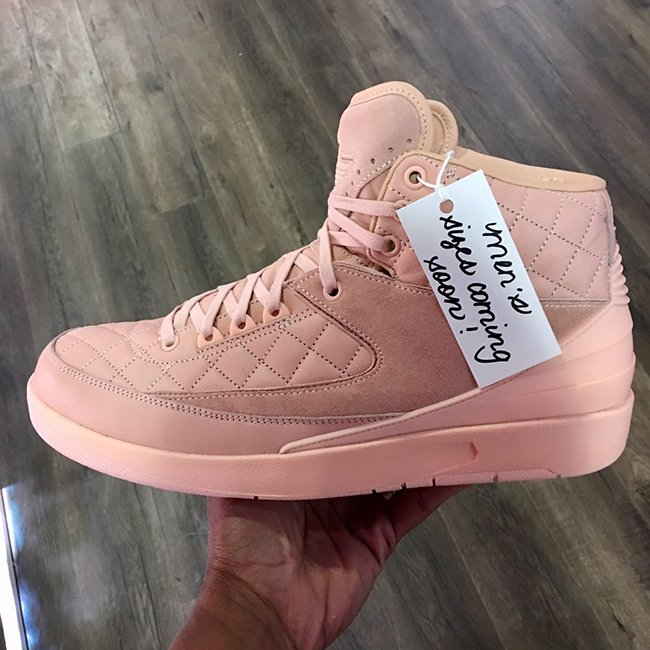 Just Don Air Jordan 2 Arctic Orange Mens Size Release Date