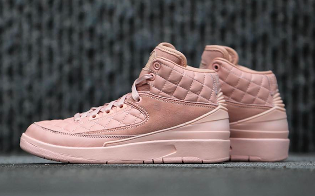 Just Don Air Jordan 2 Arctic Orange Release Info
