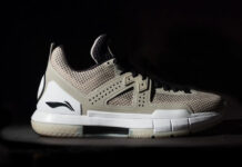 Li-Ning Way of Wade 5 Black Sand Release Date