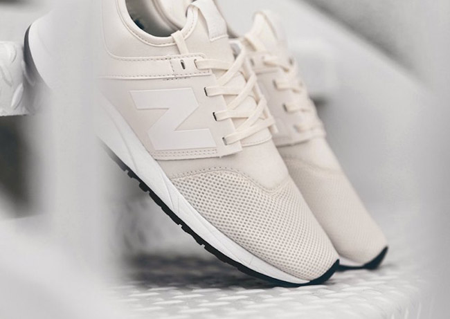 new balance beige 247 trainers