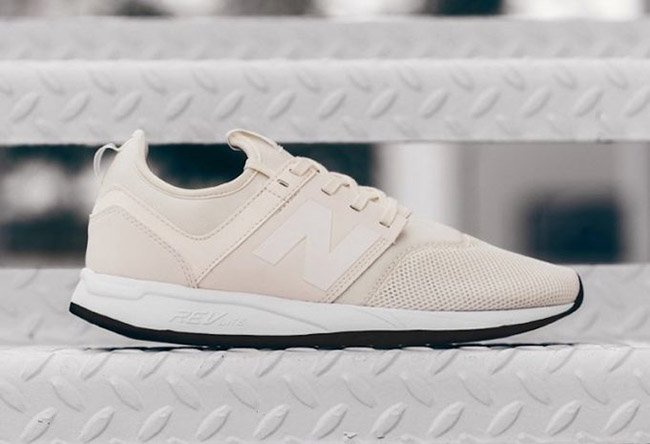 new balance cream beige
