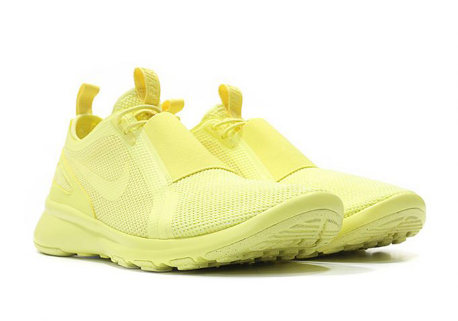 Nike Air Current Slip-On Lemon Chiffon Trooper
