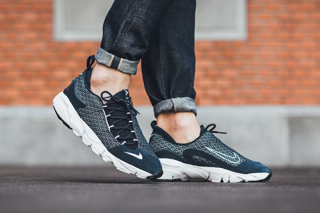 Nike Air Footscape NM Jacquard Still Blue