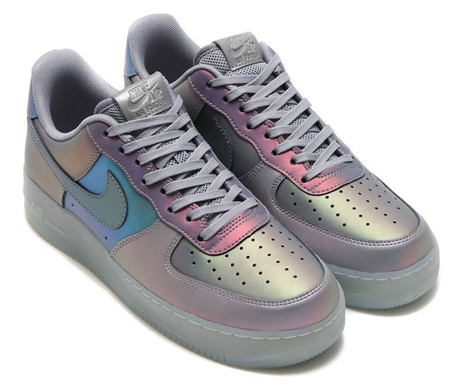 1 Air DateSneakerfiles Iridescent Release Nike Pack Force 07 Lv8 w8X0OnPk