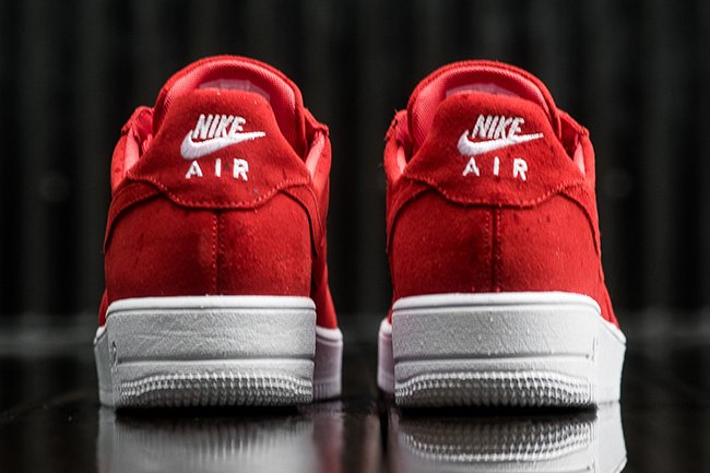 Nike Air Force 1 UltraForce Track Red
