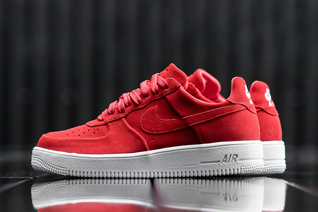Nike Air Force 1 UltraForce Track Red 818735-602   SneakerFiles