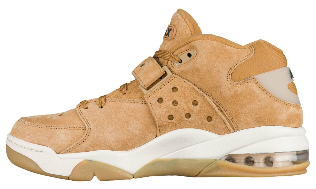 Nike Air Force Max Flax Wheat Gum Release Date