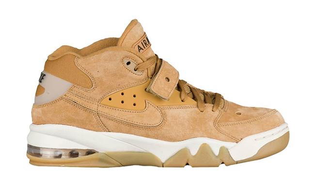 Nike Air Force Max Flax Wheat Gum Release Date