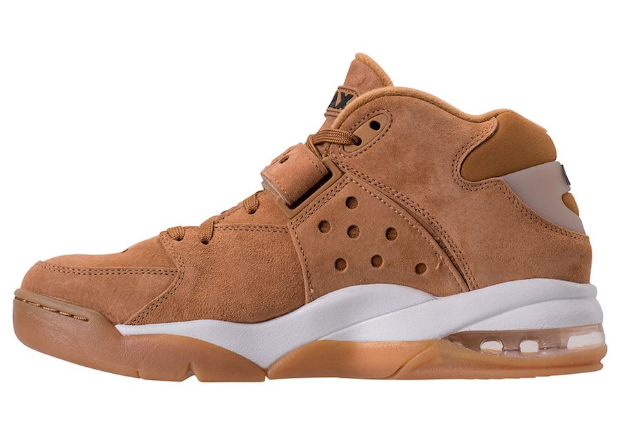 Nike Air Force Max Wheat 315065-200
