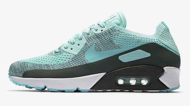Nike Air Max 90 Ultra 2.0 Flyknit Hyper Turquoise
