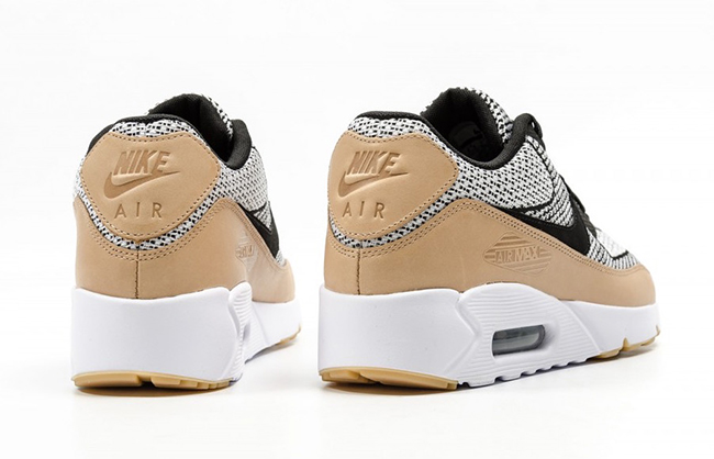 Nike Air Max 90 Ultra 2.0 JCRD White Black Tan