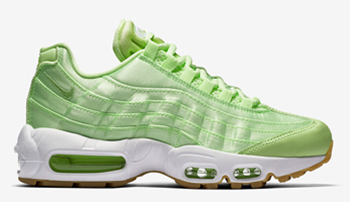 Nike Air Max 95 Satin Pack Liquid Lime