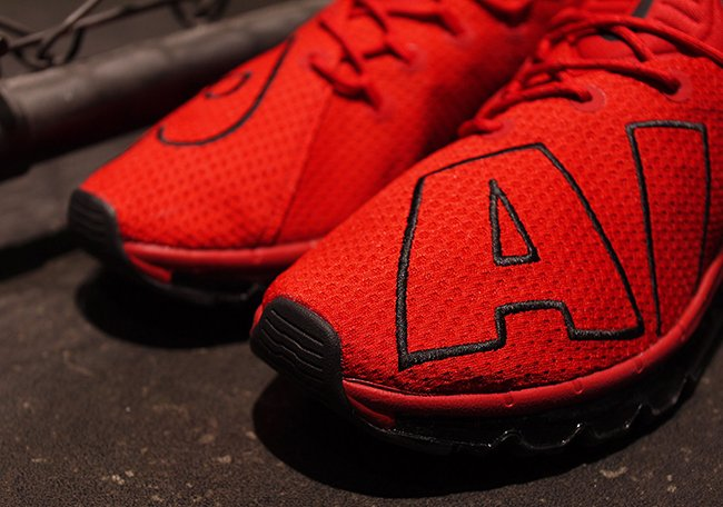 Nike Air Max Flair Raging Bull Red Black Release Date
