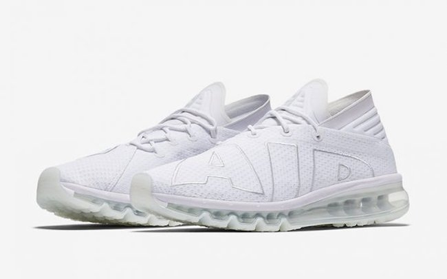 Nike Air Max Flair Triple White Release Date