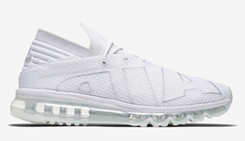 Nike Air Max Flair Triple White