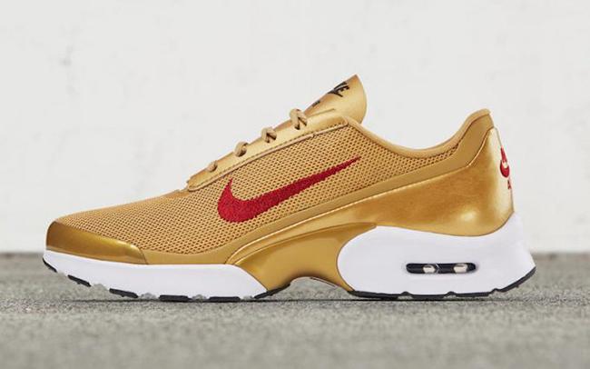 daa270967327 Nike Air Max Jewell Metallic Gold Release Date