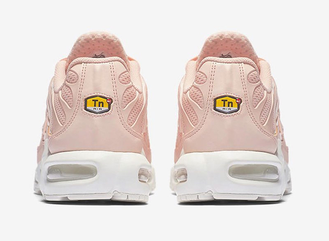 Nike Air Max Plus Breathe Arctic Orange