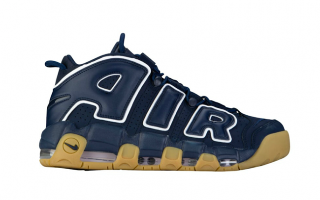 Nike Air More Uptempo Obsidian Gum Coming Soon · Sneakers