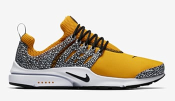 Nike Air Presto Safari Gold