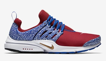 Nike Air Presto Safari Gym Red