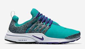 Nike Air Presto Safari Turbo Green