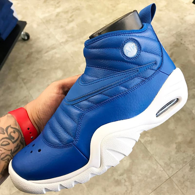 Nike Air Shake NDestrukt Royal Blue