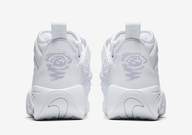 Nike Air Shake NDestrukt Triple White