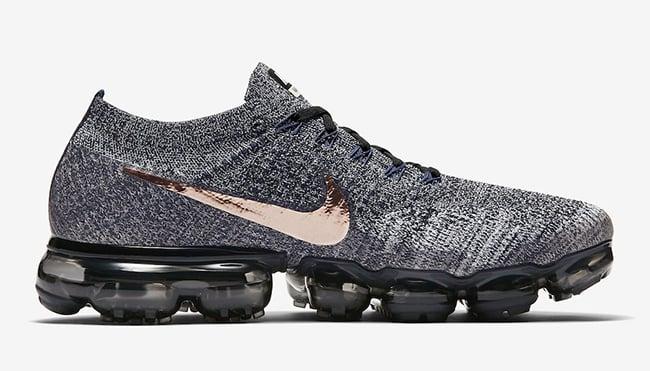 Nike Air VaporMax Copper Swoosh Release Date