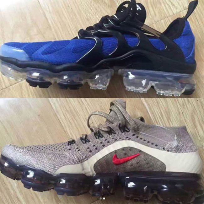Nike Air VaporMax New Models
