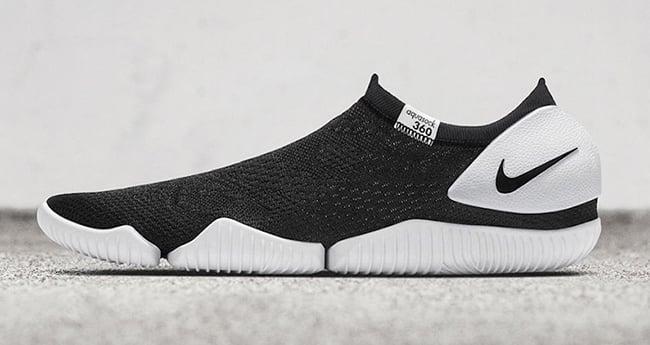 Nike Aqua Sock 360 Black