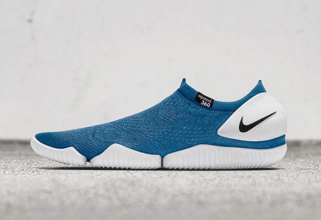 Nike Aqua Sock 360 Chlorine Blue Black