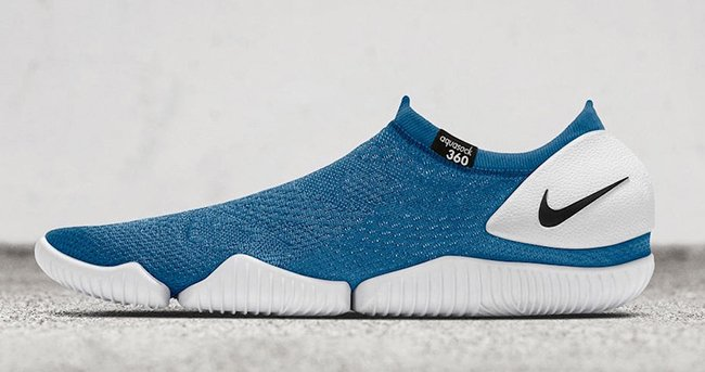 Nike Aqua Sock 360 Chlorine Blue