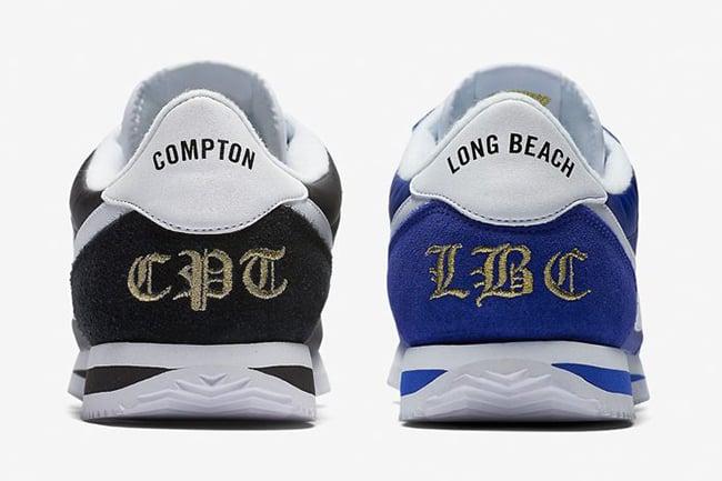 Nike Cortez Compton Long Beach Release Date