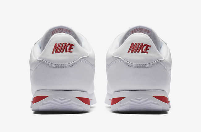 Nike Cortez Jewel White Red Release Date