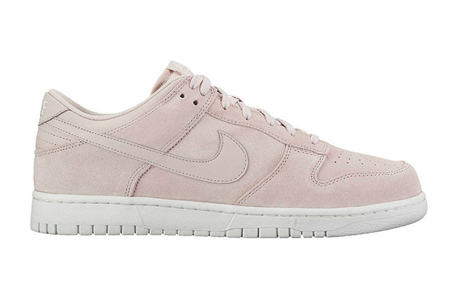 Nike Dunk Low Pastel Pack Silt Red
